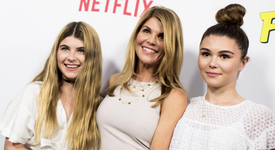 Lori Loughlin Commits  Fraud
