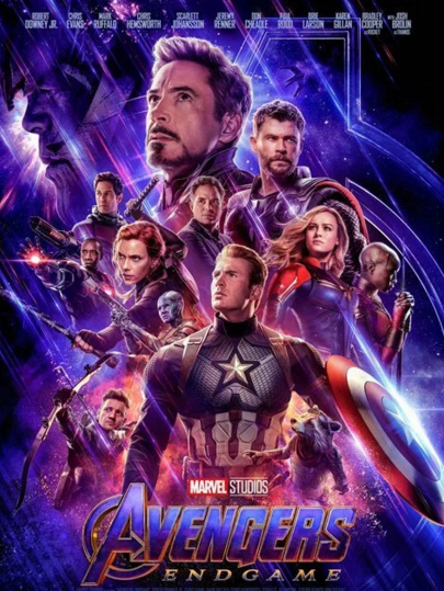 Avengers Endgame Best Movie of 2019
