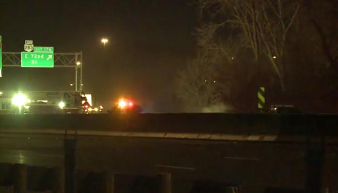 A Deadly I-90 Crash