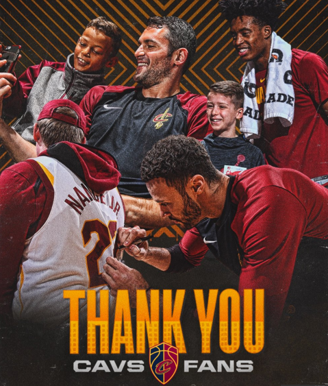 The End of the Cavaliers Season