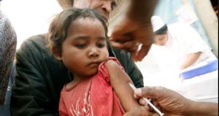 Measles in Madagascar