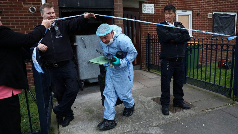 Two Women's Bodies were Found a Freezer