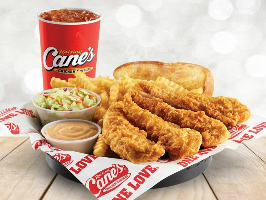 Issues Arise with Raising Canes'