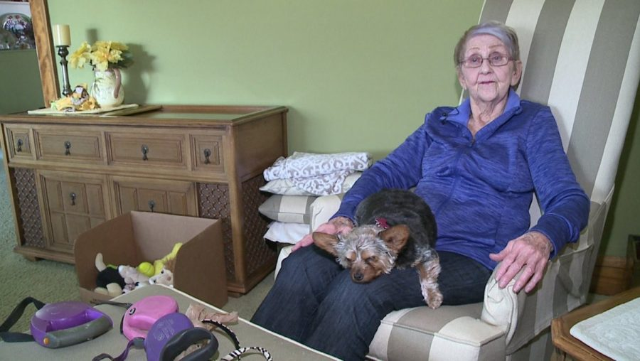 87-year-old+Lakewood+woman+warned+for+violating+retractable+leash+law