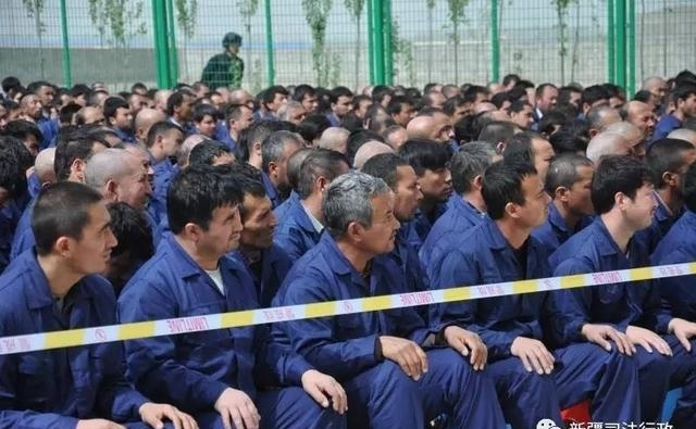 Concentration Camps in China Holding Muslim Uighur's