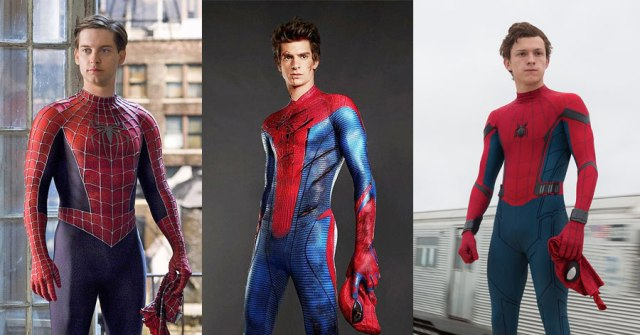 Tobey Maguire vs. Andrew Garfield vs. Tom Holland: Who is the Best Spider-Man?