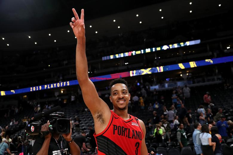 Portland Trail Blazers Close Out Series Against Denver Nuggets