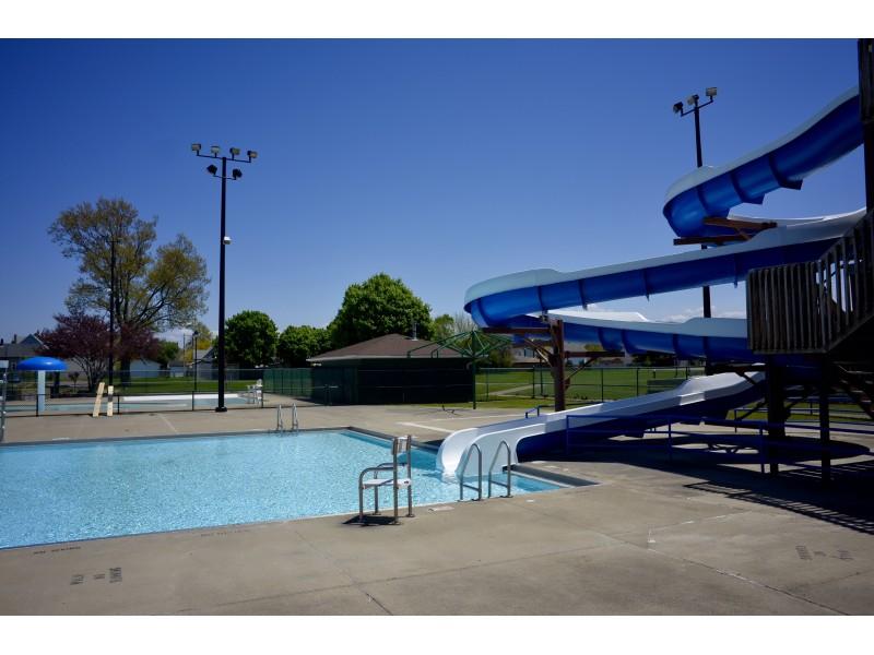 Madison Park Pool