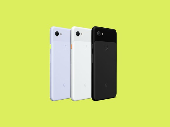 Google Unveils $399 Phone, CIA Privacy Moves