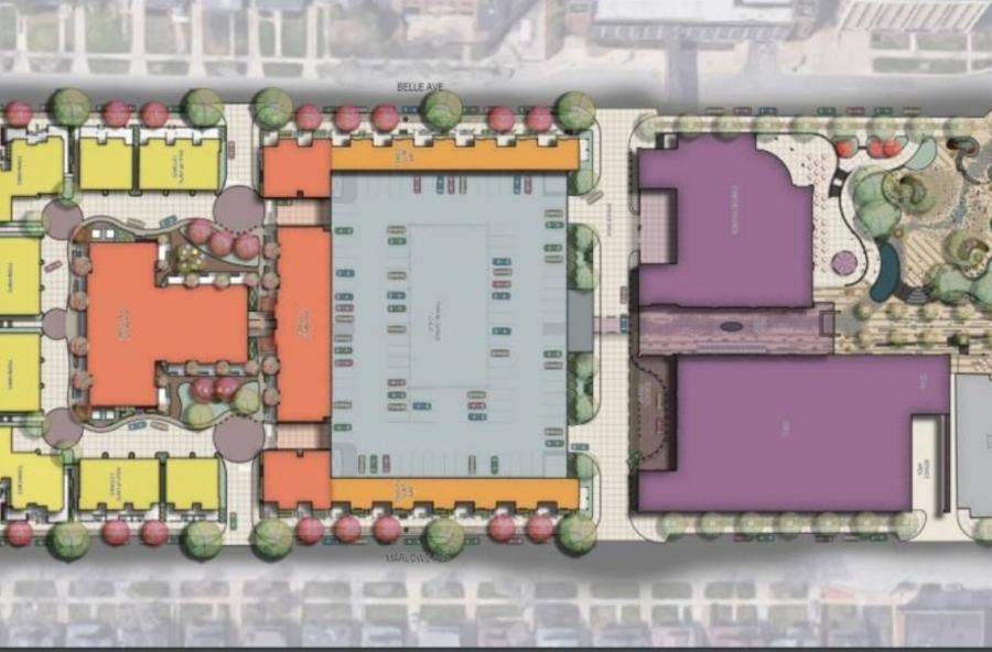 Former Lakewood Hospital Site Proposal