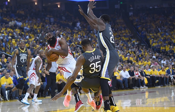 Warriors Extend the Series Lead