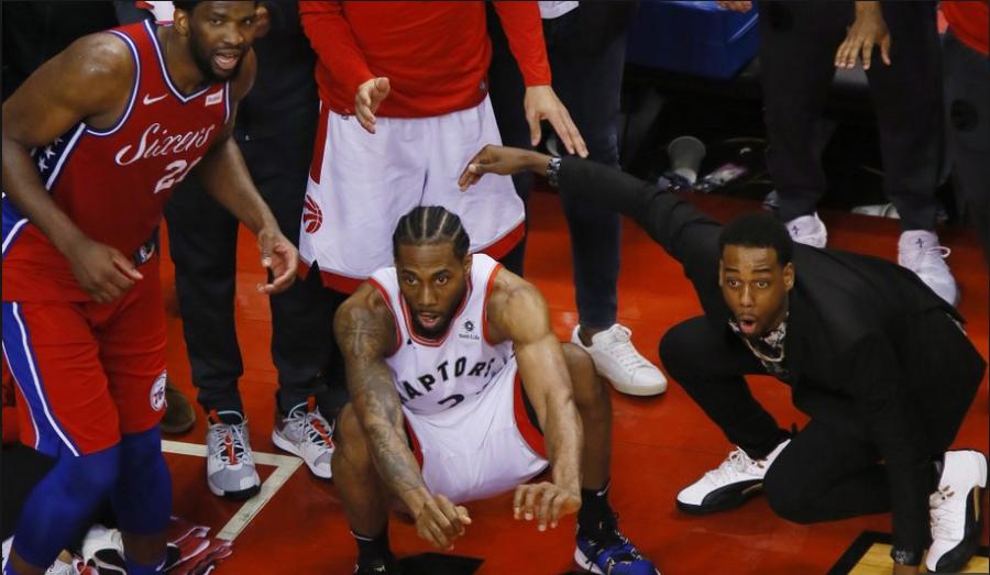Kawhi Leonard's Buzzer-Beating Jumper Sends Raptors to the Conference Finals
