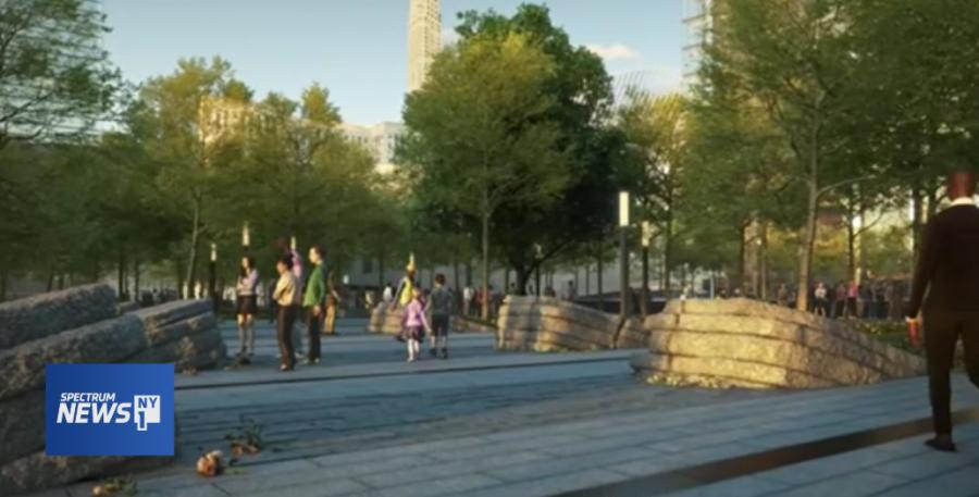 The New 9/11 Memorial