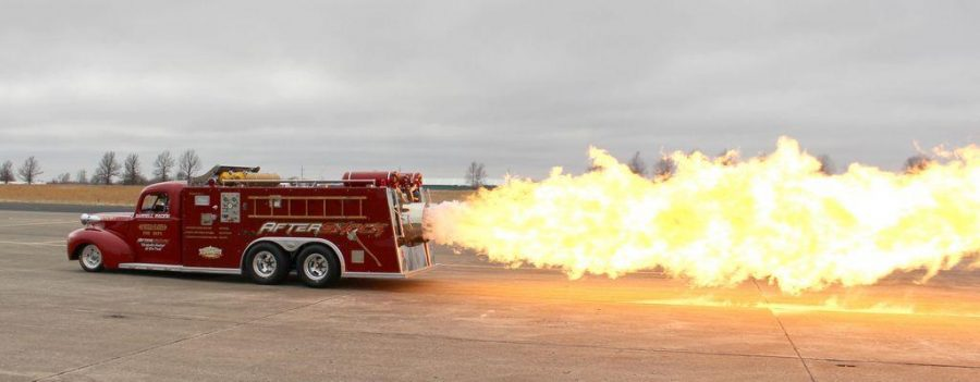 Why Fire Trucks Are Cool