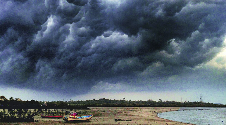 The Horrible India Cyclone