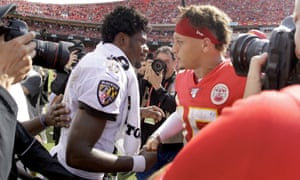 Ravens vs Chiefs Proves Who The Best Young Quarterback Is