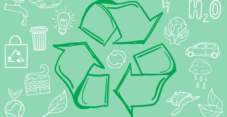 Help Save the Planet! Recycling at LHS