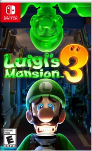 Finally Another Installment in the Luigis Mansion Series