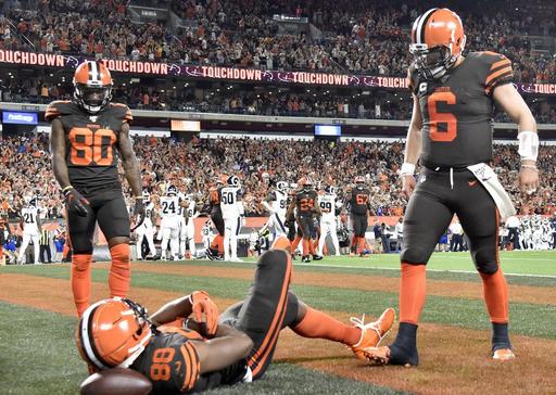 Brown's take strides, but not enough