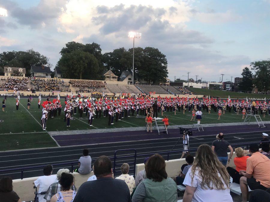 Marching Band Festival Recap