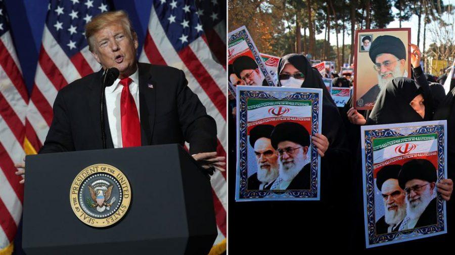 US Threatens Iran
