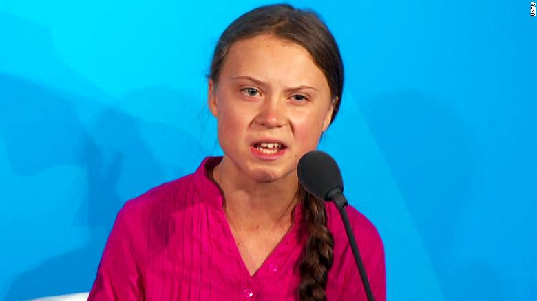 Young Climate Change Activist on the Rise: Greta Thunberg
