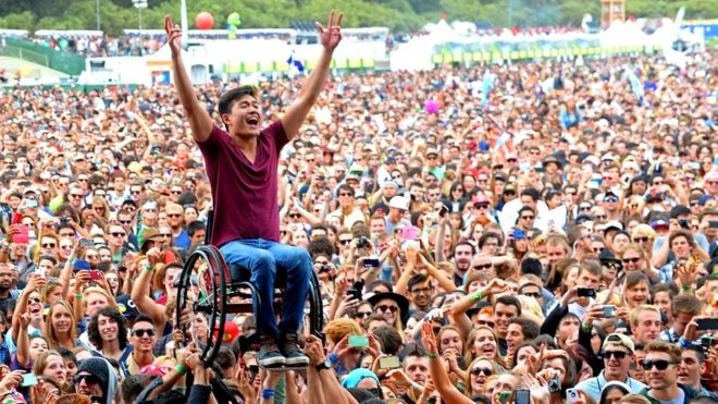 Huge step made by Ticketmaster for disabled music fans