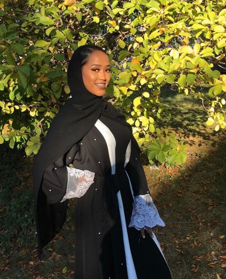 Sawsar Abdi talks about her journey to Lakewood-History club
