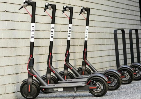 These Scooters Have a Flaw