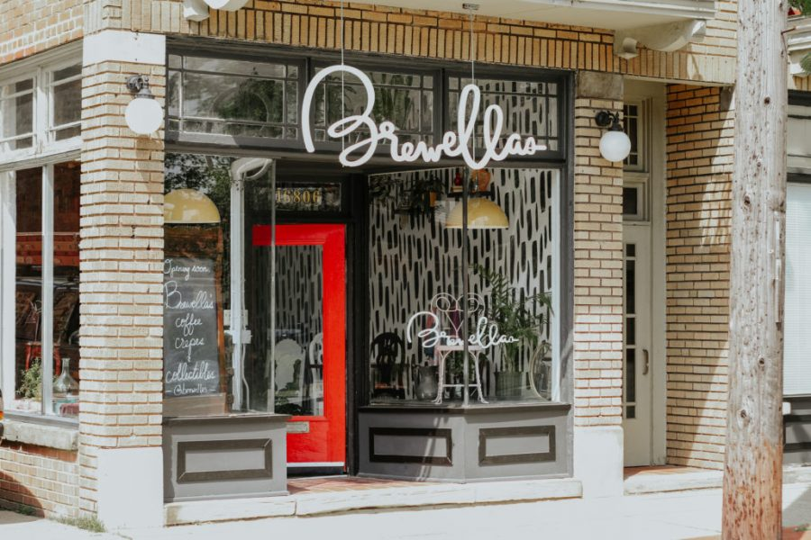 Brewella's Crêpes, Coffee, and Collectibles
