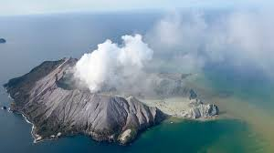 White Island Volcano Leaves Eight Dead