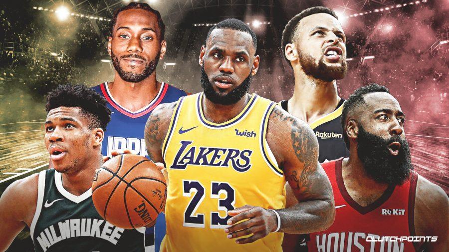 NBA Season Halftime