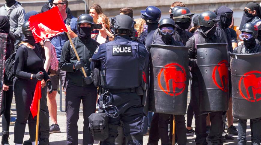 Anti-fa plans a massive Anti-Police movement in the subways of New York