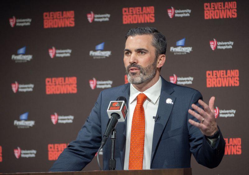 Browns Hire New Head Coach, Kevin Stefanski