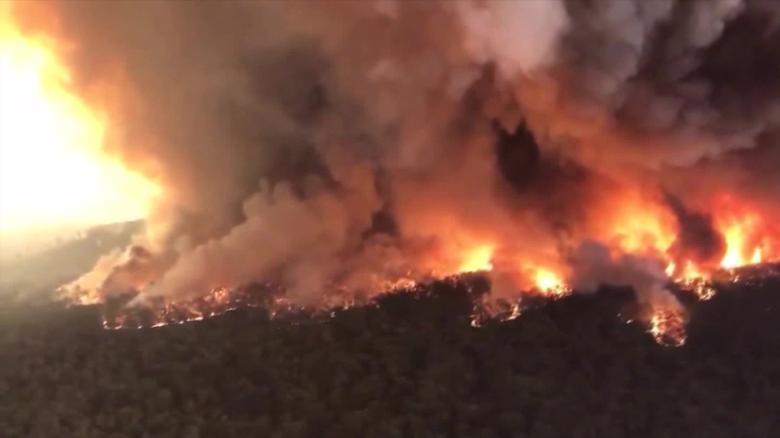 Bush Fires in Australia