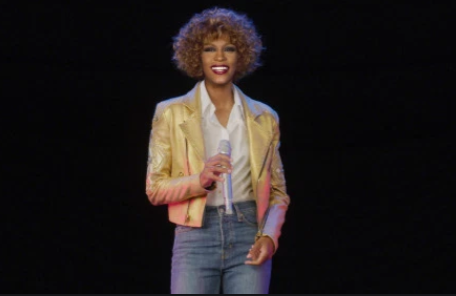 Hologram Tour for Whitney Houston