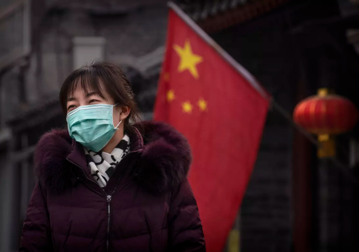 What is going on in China?