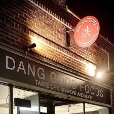 Dang Good Foods is Dang Good