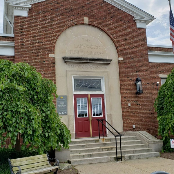 The Madison Branch Library is renovating