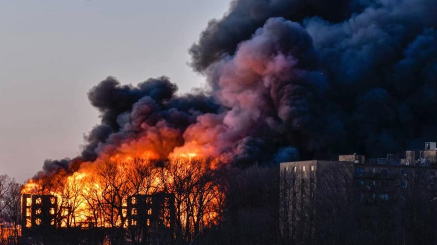 Rocky River Fire