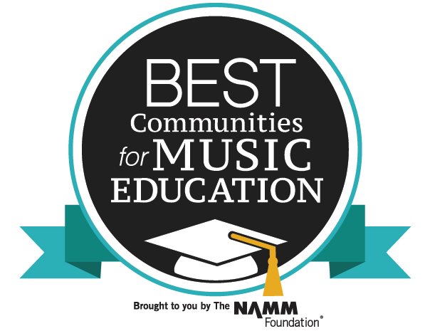 Lakewood Named Best Community For Music Education