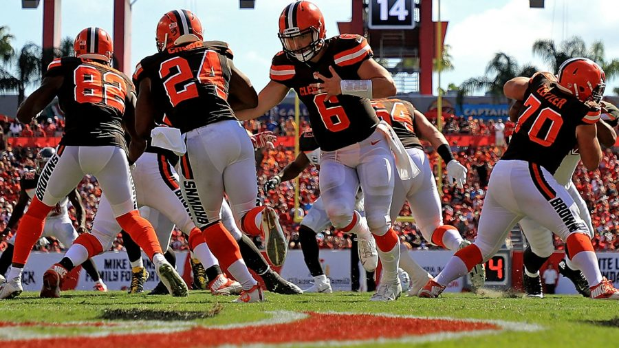 Browns above .500 for the first time in 84 games