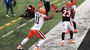Bounce Back Win for the Browns