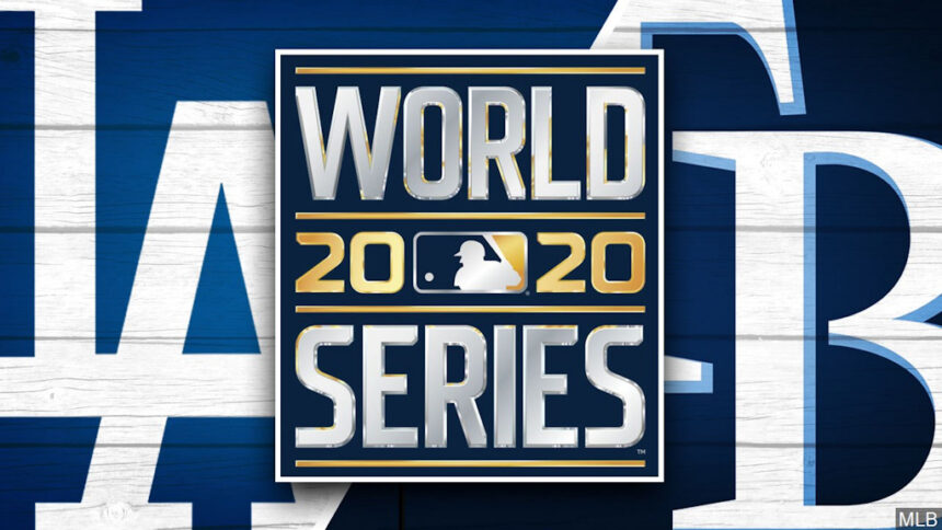 2020 World Series: Tampa Bay  vs. Los Angeles