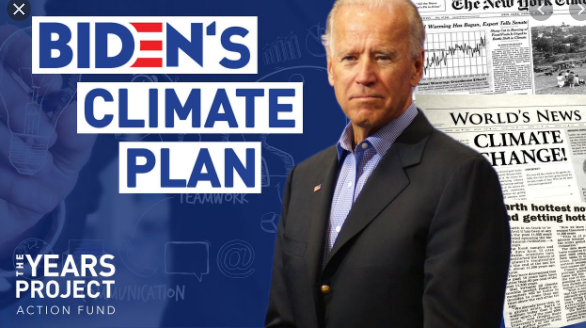 Joe Biden's Climate Plan- Do We Have a Second Chance?