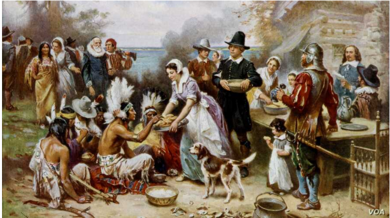 Thanksgiving: America's Lie And What That Lie Means