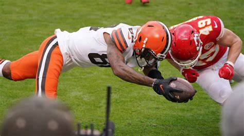 Cleveland Browns Second Round Playoff Loss