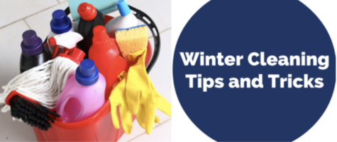 Winter Cleaning Frees Space In Your House And In Your Mind