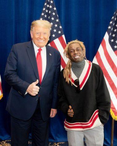 Lil Wayne praising Trump?