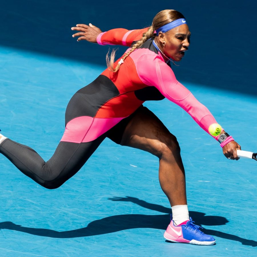 Is Serena Williams the Best Athlete of All Time?